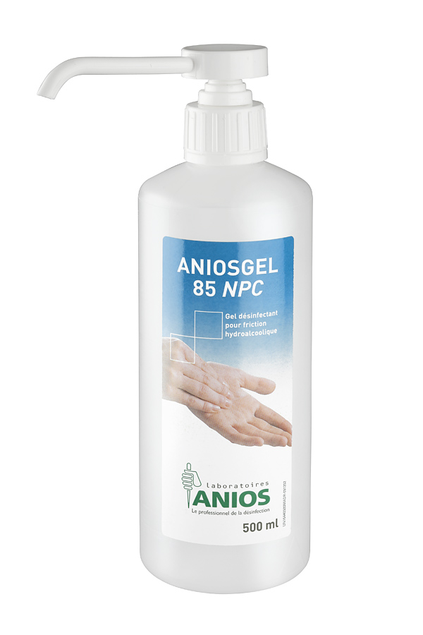 Aniosgel 85 NPC 500ml z pompką