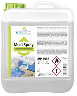 Medi Spray 5L - płyn